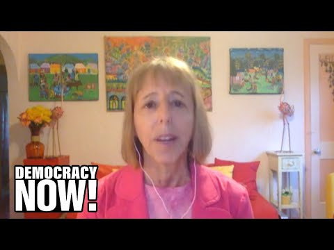Feminism Not Militarism: Medea Benjamin on the Movement to Oppose Michèle Flournoy as Pentagon Chief