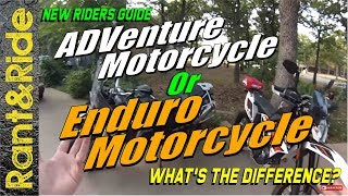 2018 Best Adventure Bike and Enduro buying guide for new riders