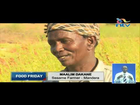 Food Friday: 'Simsim' farming
