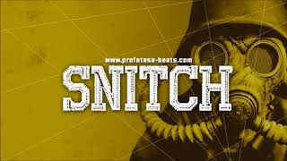 Fast Flow Piano Trap Rap Beat Instrumental ''SNITCH'' (prod. Profetesa Beats)