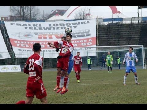 Komentarz express po meczu Stomil Olsztyn - Wigry Suwałki