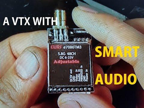 EWRF e7086TM3 VTX review and install