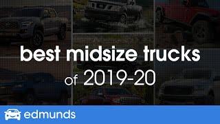 Best Midsize Trucks For 2019 & 2020 ― Top-Rated Pickup Trucks