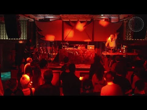 Live concert footage+interview explaining my main live electronic project, Tahabdra