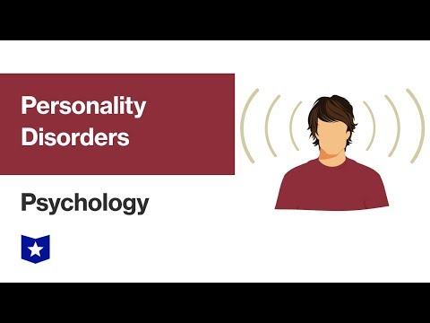 Personality Disorders Video