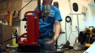 Milwaukee Electromagnetic (Mag Drill) Drill Press 4203 Review