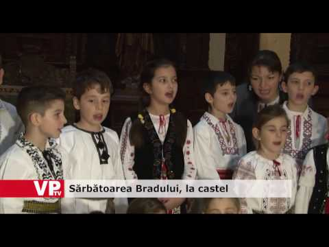 Sărbătoarea Bradului, la castel