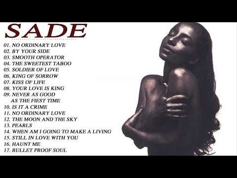 The Best Of Sade – Sade Greatest Hits Live Collection 2017
