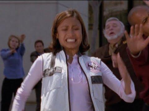 "Power Rangers Wild Force - Rangers Dance   Episode 29 ""The Flute"""