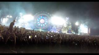 Hardwell - Live The Night Live @EDC 2017 México