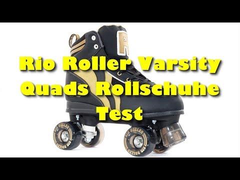 Rio Roller Varsity Quads Rollschuhe / Roller Skates Test - Beste Roller Skates