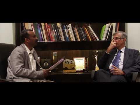 In Conversation with Dr. Niranjan Hiranandani-Founder & MD Hiranandani Constructions Pvt.Ltd.
