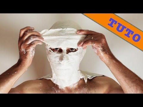 Les masques pour la personne des rides menues