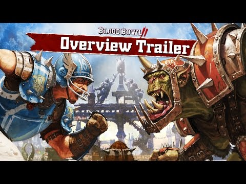 Blood Bowl 2: Overview Trailer thumbnail