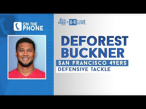 49ers DE DeForest Buckner Talks Getting to the Super Bowl, Mahomes & More | Full Interview | 1/21/20
