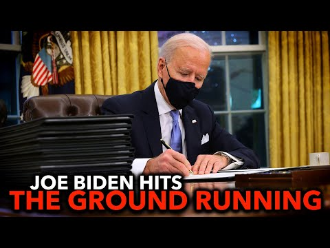 Biden Rolls Out National Strategy to Get COVID-19 Under Control—And It's Solid