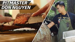 How Pitmaster Don Nguyen Makes Vietnamese-influenced Texas Barbecue — Smoke Point by Eater