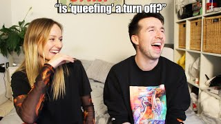 Asking guys questions girls are too scared to ask w/ Callux