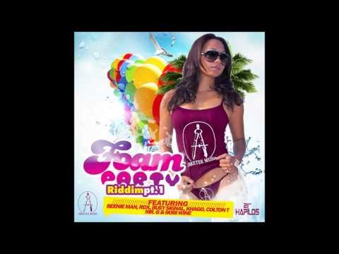 FOAM PARTY RIDDIM (JAMAICA and GHANA) – DJ CIMAO