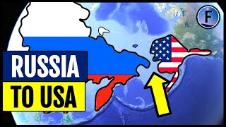 Russia's Plans for a Tunnel to Alaska
