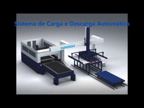 Sistema de Carga e Descarga Automático: