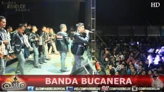 preview picture of video 'Banda Bucanera  PURAS PA PISTAR  ( En Vivo Tuba Fest El Carma 2014 )'