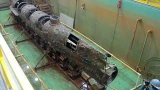 Кто первый изобрел подводную лодку