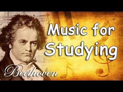 Beethoven Classical Music for Studying, Concentration, Relaxation