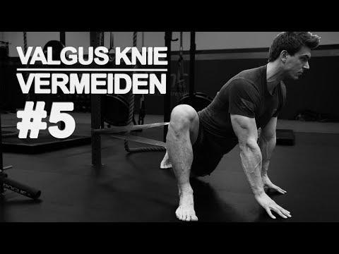 Schmerzen und Schwellungen des Kniegelenks