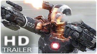 AVENGERS 4 ENDGAME Official Superbowl Trailer (2019) Marvel, New Movie Trailers HD
