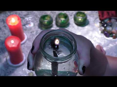 Обряд Наказать Обидчика Стакан воды и Свеча