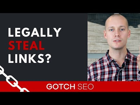 How to Legally STEAL Your Competitor's Backlinks