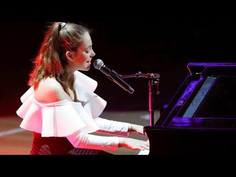 Lewis Capaldi - Before You Go   TheElbphilharmonie in Hamburg, Germany (Allie Sherlock cover)