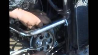 GL1100-Beavs GL1100 timing belt change