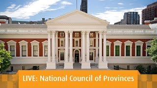 YouTube live stream at 2pm NCOP Plenary watch live via this link