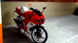 Rouser 135 Ls Modified Kawasaki Bajaj Part 1 Of 3