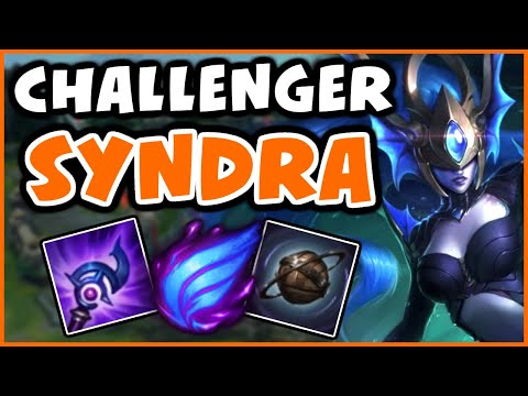 CHALLENGER SHOWS YOU HOW TO SYNDRA | 15 MIN FF - League of Legends