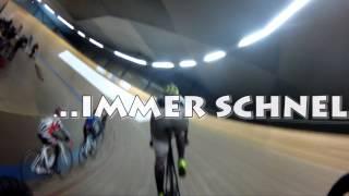 preview picture of video 'Impressionen: Radrennbahn Augsburg'