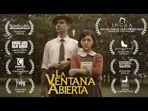 La Ventana Abierta / The Open Window (Saki)