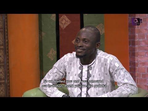 ABIMBOLA KAZEEM a.k.a Jigan baba oja on Gbajumo TV