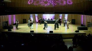 Se llevaron a cabo las semifinales del Festival de Tango de Buenos Aires | Kholo.pk