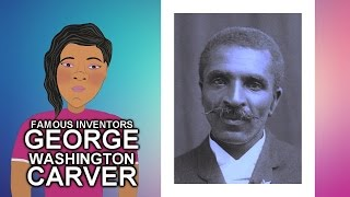 George Washington Carver Story (Famous Inventor) Biography for Children(Cartoon) Black History Month | Kholo.pk