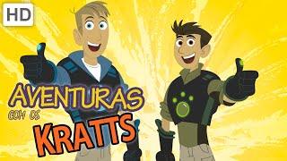 Aventuras com os Kratts (HD Português) - Compilation - Episódios Completos - 2 Horas!