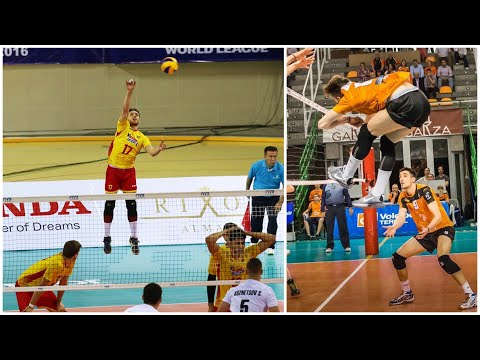 Francisco Ruiz | Crazy Vertical Jump | Height 178cm - Spike 344 cm (HD)