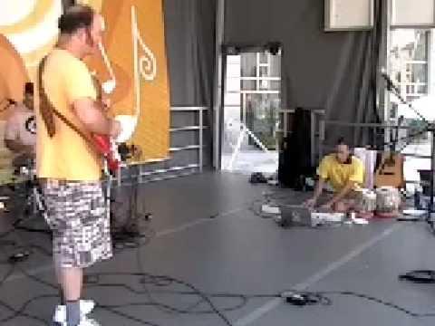 Sarah Palin Tribute Band at Woodrow Wilson Plaza