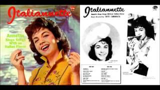 Annette Funicello - Italiannette [Full Album] 1960
