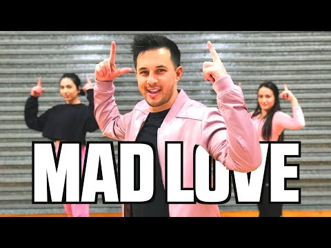 Mabel - MAD LOVE Dance | Jayden Rodrigues Easy Choreography
