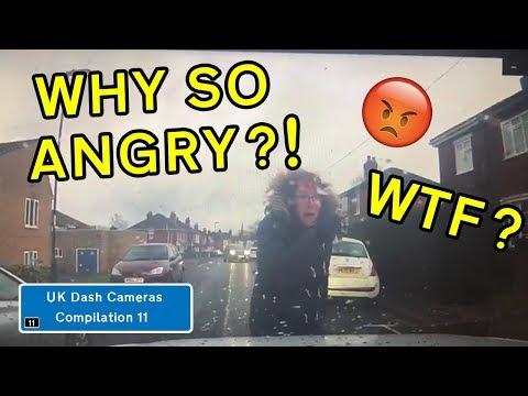 UK Dash Cameras - Compilation 11 - 2019 Bad Drivers, Crashes + Close Calls