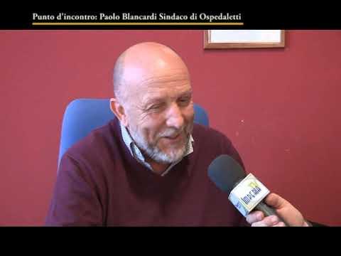 PUNTO DI INCONTRO: PAOLO BLANCARDI