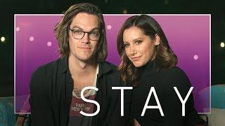 Stay By Zedd & Alessia Cara  Music Sessions  <b>Ashley Tisdale</b>